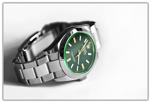 Rolex Milgauss. 8000 USD.