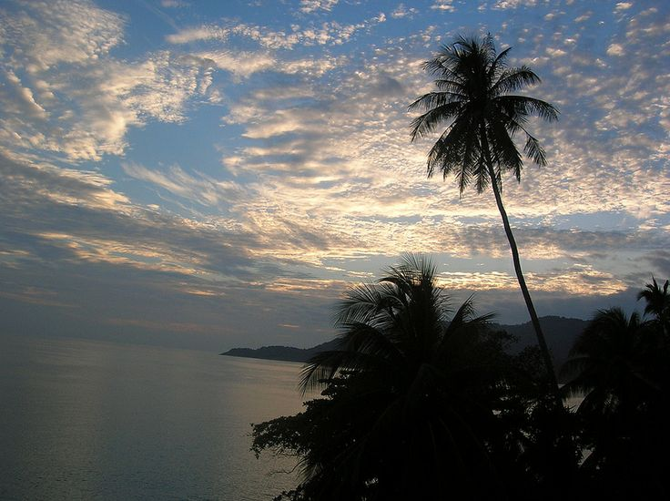 Morning at Kecil, The Perhentian Islands, Malaysia
