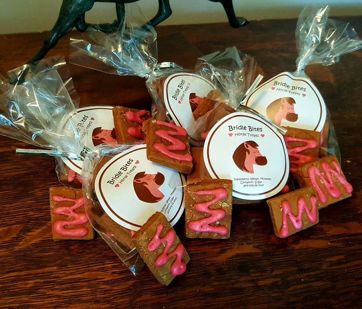 How to make our gourmet Bridle Bites horse treats!
