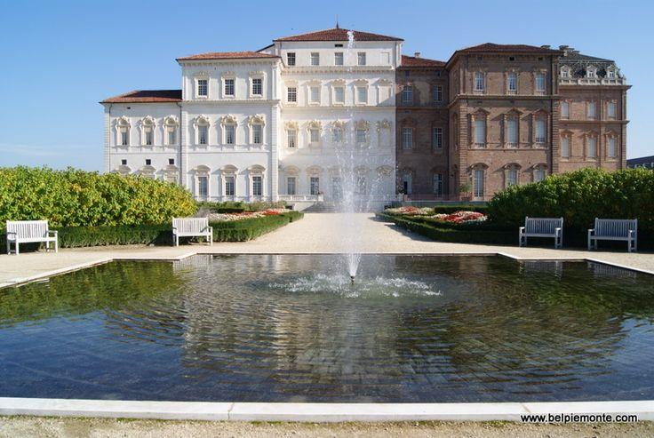 The Reggia of Venaria Reale, Turin, Italy
