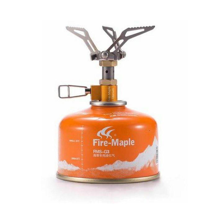 Fire Maple Hornet   Titanium Micro Stove   45g   The Campfire Lab