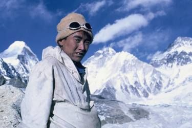 "Saatchi Art Artist Candida Slater; Photography, ""Sherpa, Mount Everest, 1969."" #art"