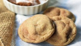 Brown Butter Snickerdoodles Cookies