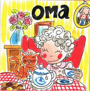 Blond Amsterdam - Oma