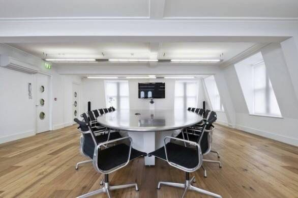 A poorly lit office workspace can be demoralising and affect the mood of employees. Invest in energy saving, ambient lighting. Natural light source is a bonus!