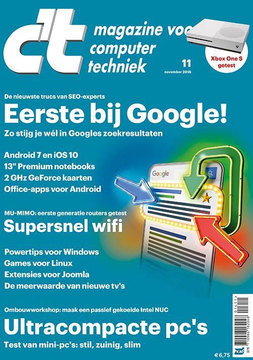 c't magazine november 2016 - c't magazine