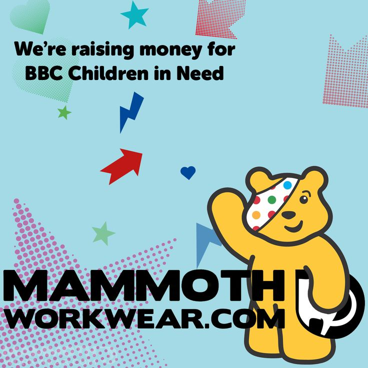 We're supporting BBC Children in Need by selling cakes in our Peterborough shop (PE1 5TQ), plus running a raffle for an embroidered hoodie. Come pay us a visit if you're in the area - it's for a great cause!