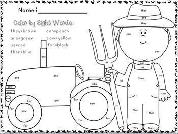 """Farm and Farm Animals """"Research"""" Writing Unit w/ Literacy and math activities!!!  Freebies in the download preview!"""
