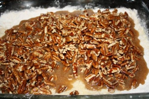 Pecan Squares | In the Kitchen | Pinterest