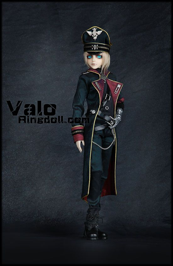 Valo, 43cm Ring Doll - BJD Dolls, Accessories - Alice's Collections