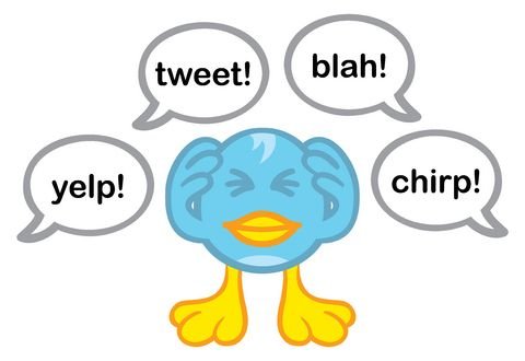 What are the things not to be tweeted with twitter?   Do check my new post!