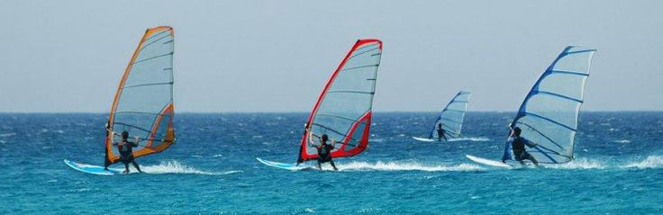 Visit our windsurfing shop in the BVI to rent the newest boards and sails.