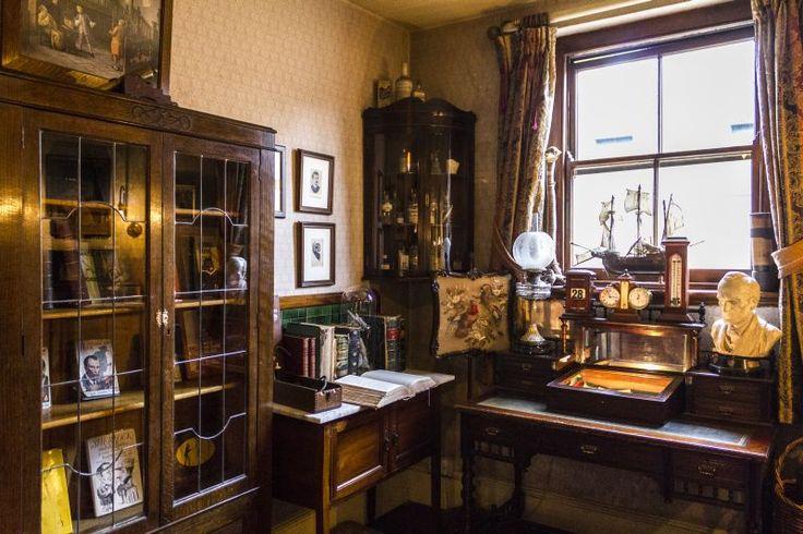 sherlockdc: lisbetuuu: Sherlock Holmes museum,...