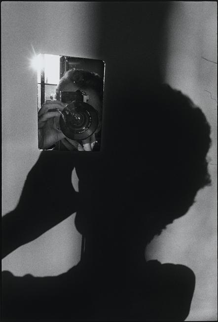 L'operazione fotografica. Autoritratto per Lee Friedlander, Ugo Mulas, 1971
