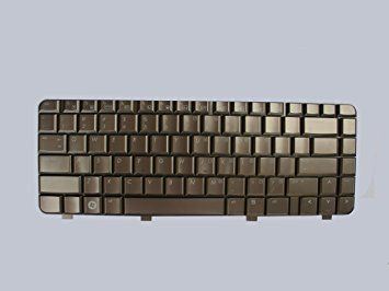 LotFancy Bronze keyboard for HP Pavilion DV4-1147CL Laptop / Notebook US Layout Review 2017