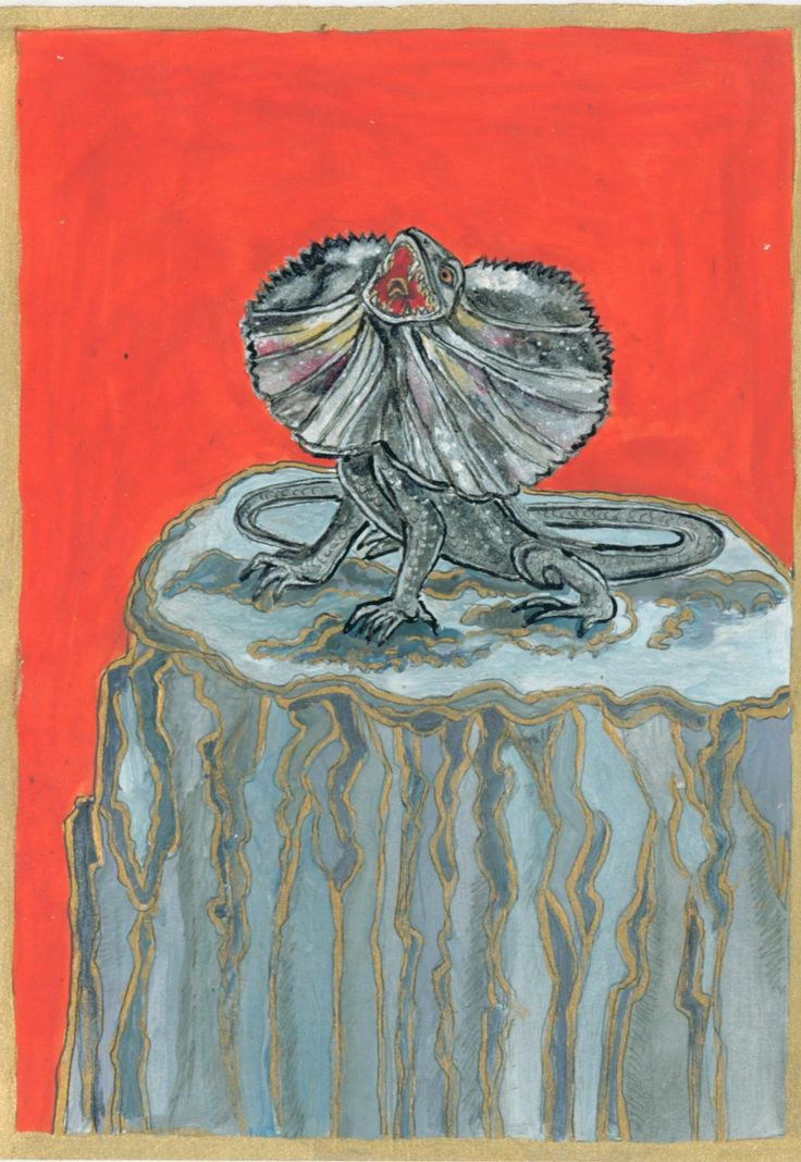 """Dream-teacher, 2010."""" Lizards are survivors that can handle extreme temperatures and have a special built-in defense mechanism to escape danger.""""http://www.bellaonline.com/articles/art18378.asp"""