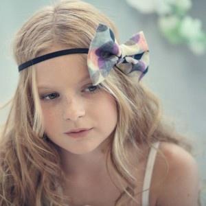 headband ⎮ summerblossom