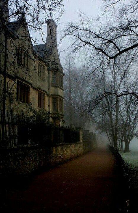 soulstratum: Oxford, England