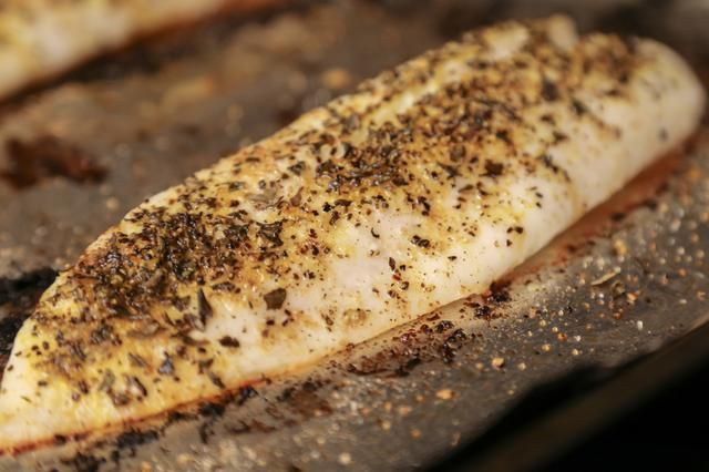 How to cook tilapia fillets in the oven ovens the o for How to bake fish fillet