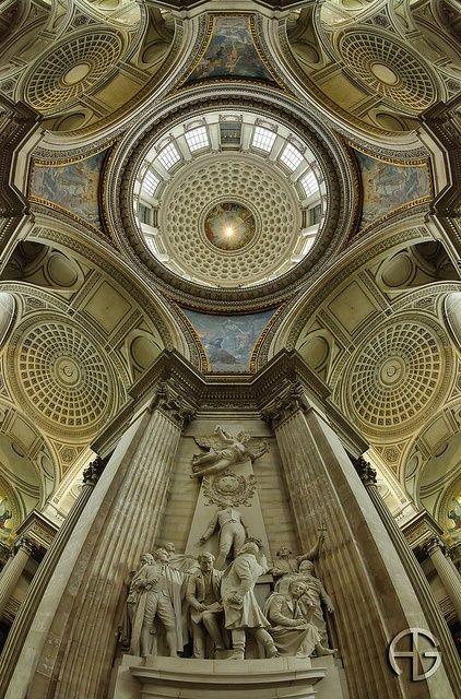 Panthéon, Paris | Incredible Pictures