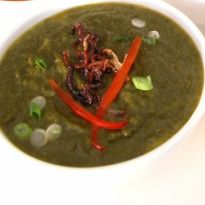 Chaulai Ka Saag Recipe - A dish from Uttar Pradesh, chaulai ka saag is usually eaten with makki di roti or paranthas. It is also known as Amaranth leaves and is a great source of vitamin A, folate, vitamin c, iron etc.