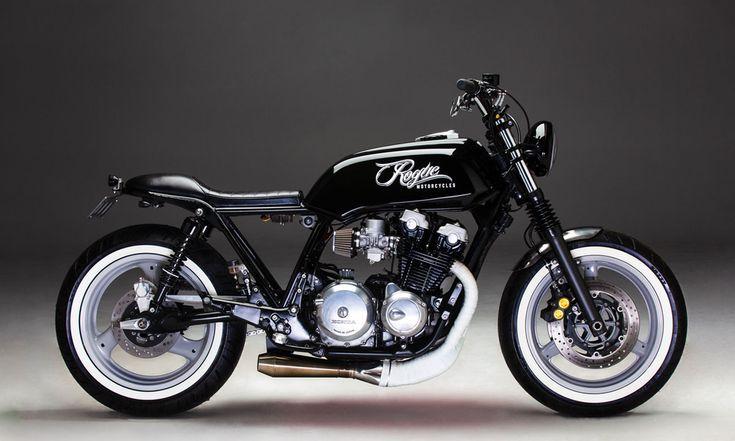 Hot Rodded Honda – Rogue CB900 Bol d'Or