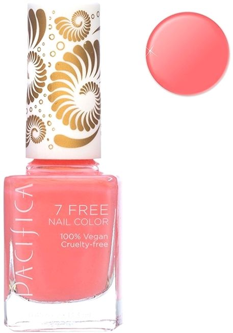 Pacifica 7 Free Nail Polish – Blushing Bunnies #NailVarnish