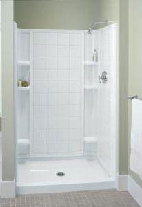 25 best ideas about fiberglass shower enclosures on pinterest one piece shower shower tub - Fiberglass shower enclosures ...
