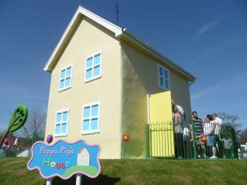 Read Theme Park Tourist's web review at: http://www.themeparktourist.com/features/20110418/3597/review-peppa-pig-world-paultons-park