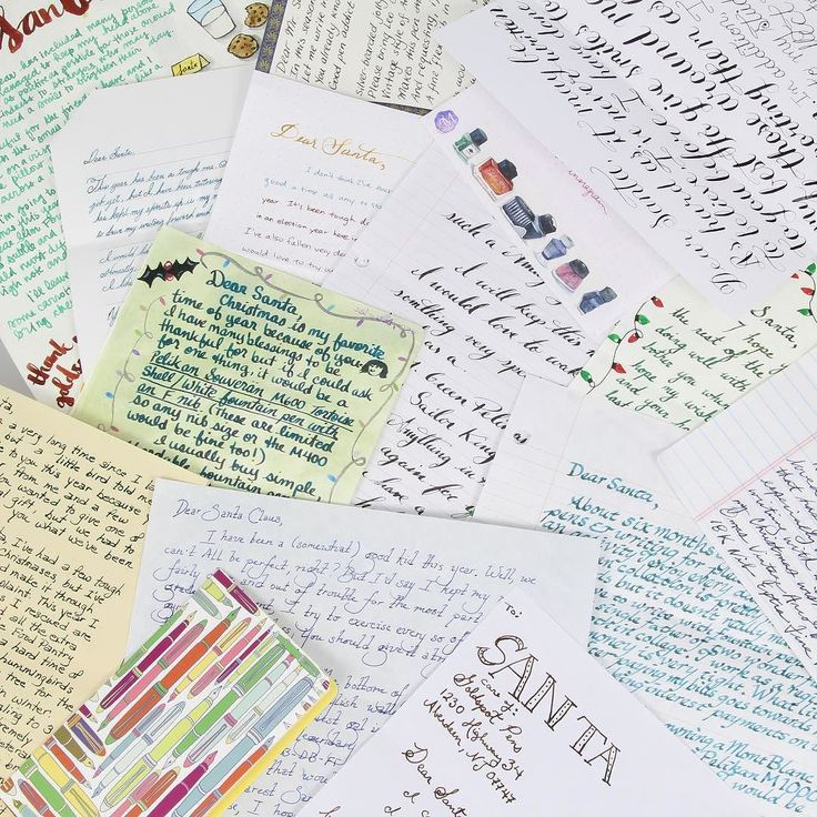 Best 25 Your letter to santa ideas on Pinterest  Received by