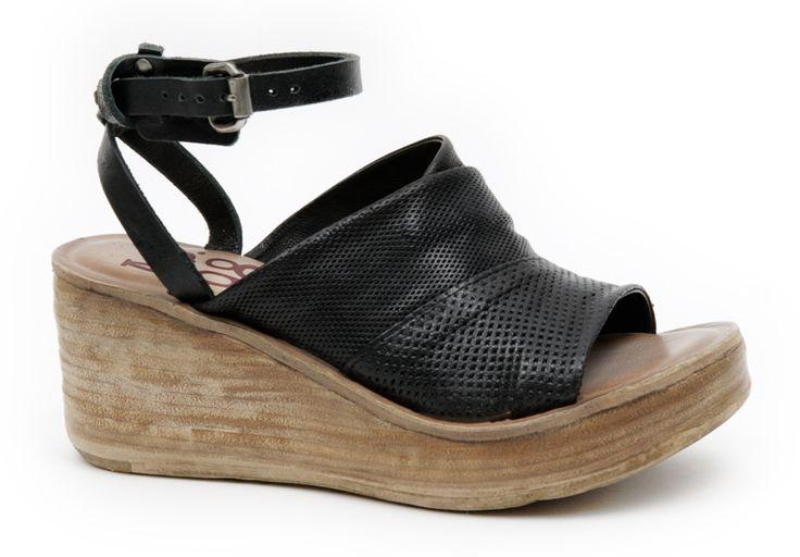 A.S.98 Sandalen 528018 NERO - schwarz   Sandalen   A.S.98   Shoez Schuhmode