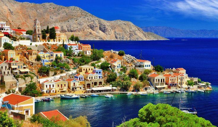 Island greece (Diez destinos turísticos increíbles y económicos)