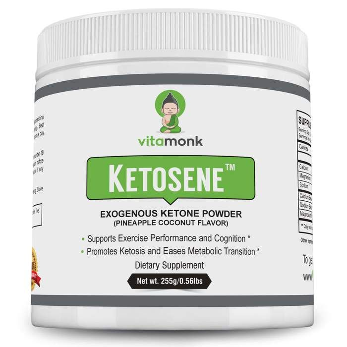 These are definitely the best exogenous ketones supplement that I've ever tried. Tastes great too!