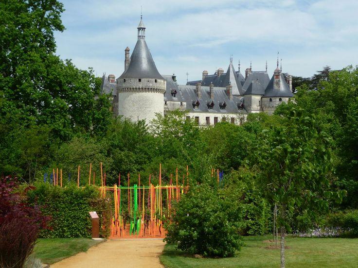 Château de Chaumont sur Loire et festival des jardins