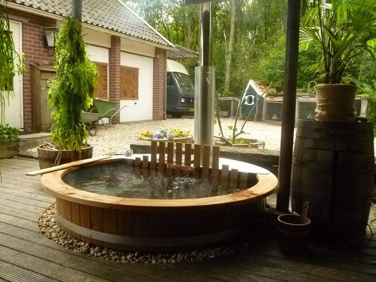 18 besten Schwedentonne Bilder auf Pinterest Whirlpools, Saunen - outdoor whirlpool garten spass bilder