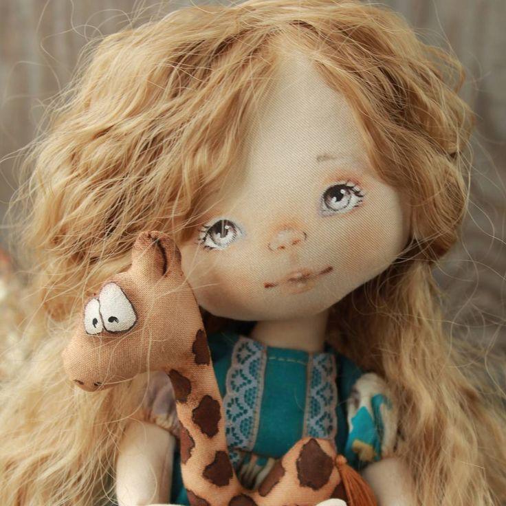 #кукланазаказ  #кукларучнойработы #кукла #текстильная_кукла #куклыириныхочиной…