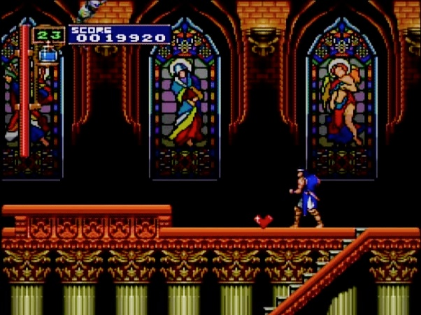 Castlevania Rondo of Blood Scenery  for the PC Engine SUPER CD-ROM #PCEngine #PCE #NEC #PC #Engine #SUPER #CD-ROM #Castlevania #Rondo #of #Blood #RoB #Heart #Stage #Retro #Gaming