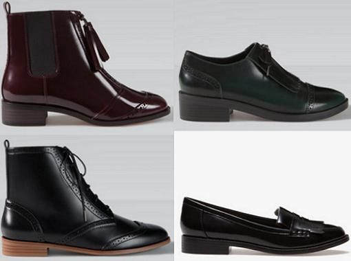 Stradivarius zapatos otoño invierno 2014: Botas altas