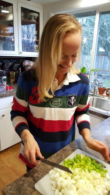 Chef Beth!