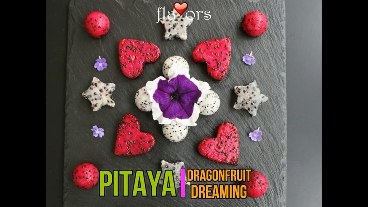 ❤ DRAGONFRUIT DREAMING ❤ I love the look of dragonfruit - or Pitaya - in my recipes Have you ever wondered the difference between the 3 different types ? I managed to get all three types together recently and made this video - I hope you like it. Which one is your favorite ? ❤❤❤❤❤