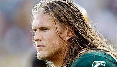 Clay Matthews. Green Bay Packers. mmm