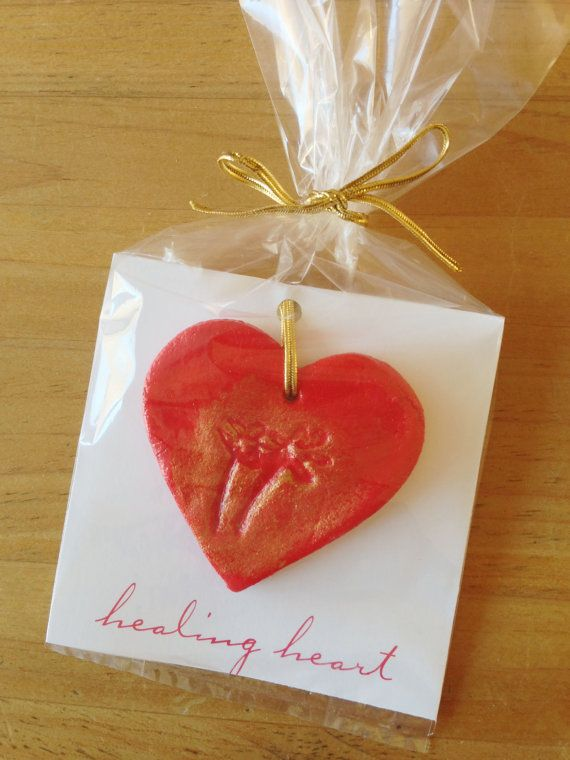 Healing Hearts to benefit Camp Sunshine by AuntNinasCloset on Etsy, $10.00