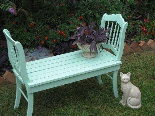 Nützliche Anleitung dafür, wie man eine Gartenbank selber bauen kann