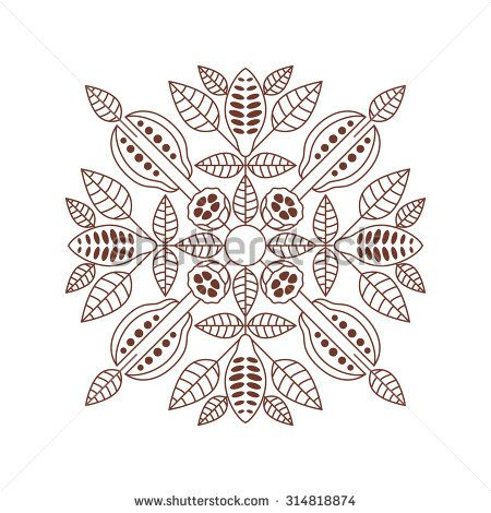 stock-vector-vector-mandala-of-the-cocoa-bean-lace-ornament-round-pattern-of-the-cocoa-bean-314818874.jpg 450×470 pixels