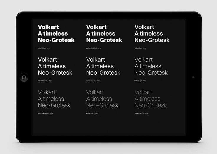 Volkart - 2015 on Behance