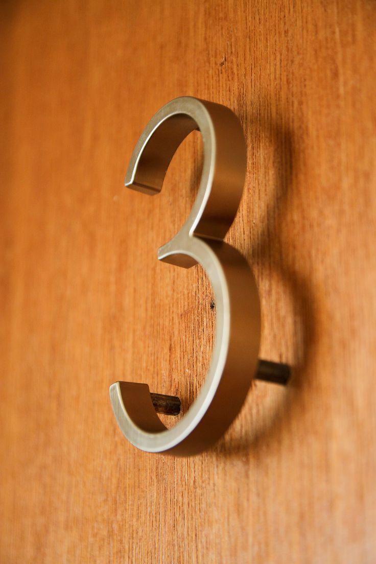 door number | Detail | Pinterest | Door numbers, Doors and Numbers
