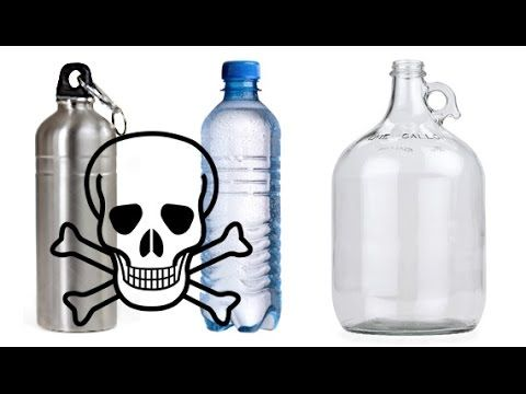 Plastic Water Bottles & Food Containers ...or Glass, Estrogenics