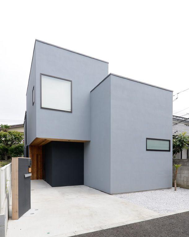 天然木を使用した中庭のある家・間取り(東京都大田区)   注文住宅なら建築設計事務所 フリーダムアーキテクツデザイン