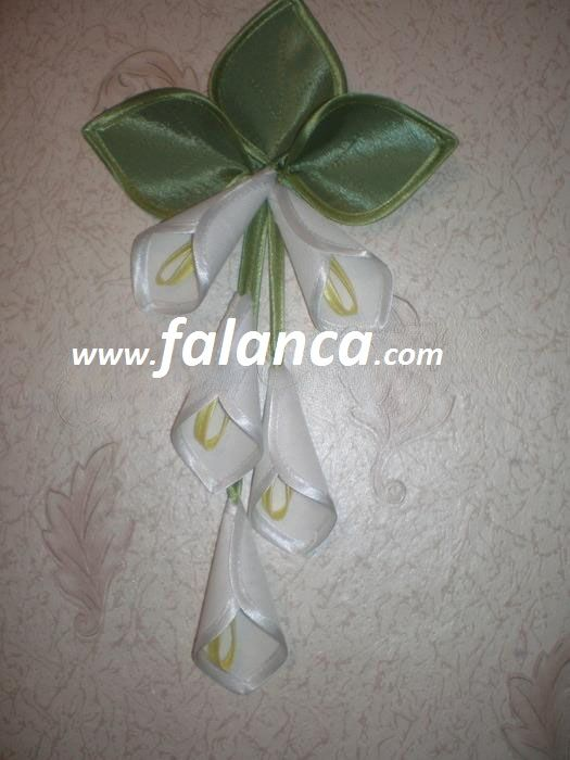 FLOWERS DECORATION CURTAIN Cullen. master class. Discussion on LiveInternet - Russian Service Online Diaries
