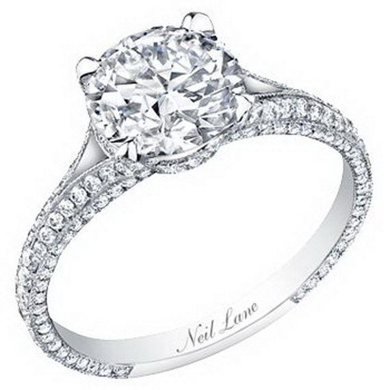 Neil Lane Engagement Rings for Women